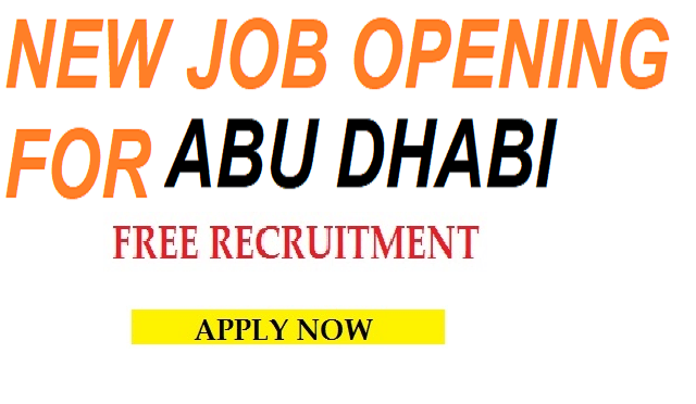 NEW JOB 2018 ABUBHABI