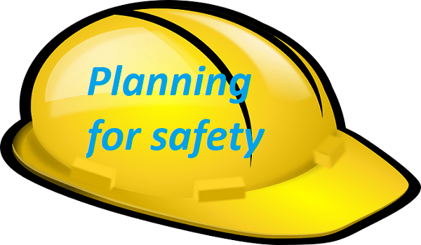 planning safety